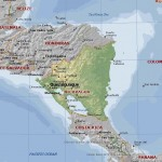 Map Central America crp